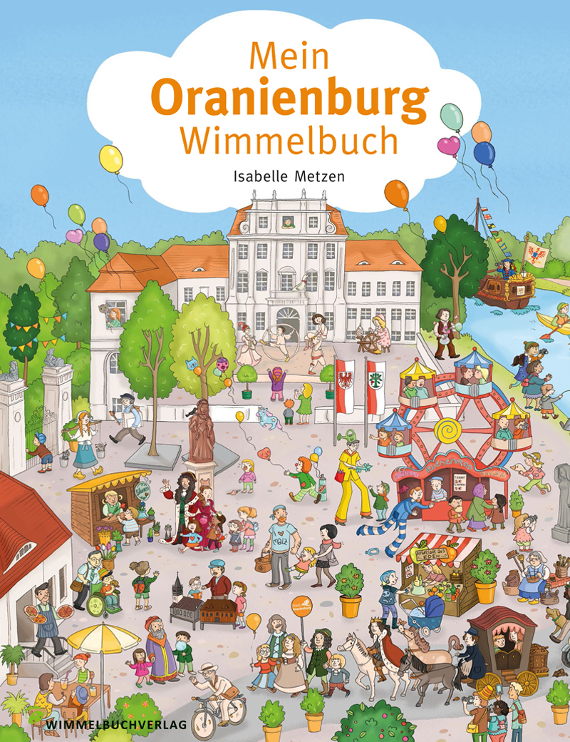 "Cover ""Zoo Oranienburg"""