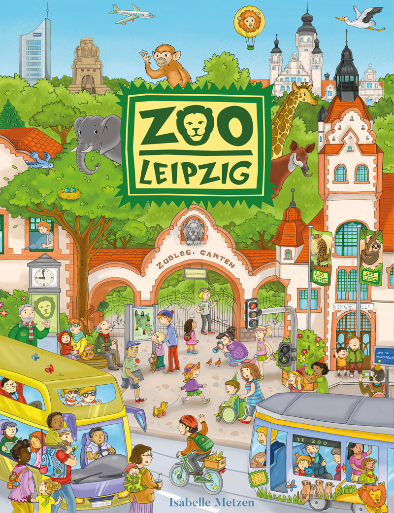Cover Zoo Leipzig
